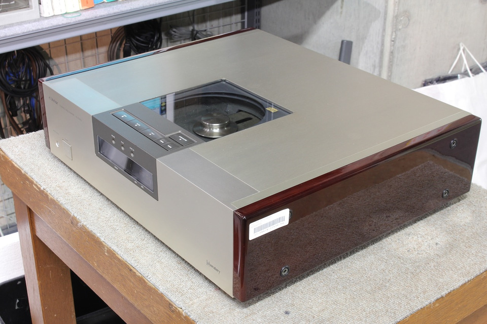 XL-Z1000A VICTOR ビクター CDトランスポート 画像c