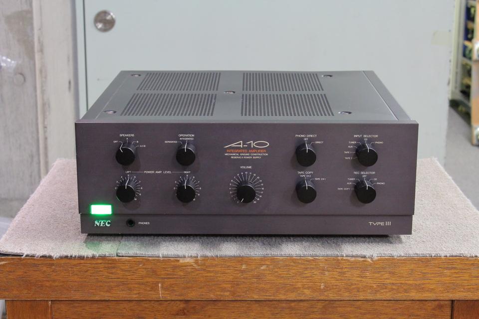 A-10 TYPE3 NEC 画像