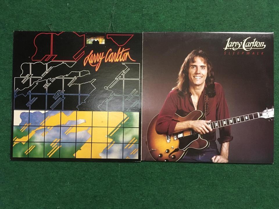 ジャズ ギター10枚セット  画像