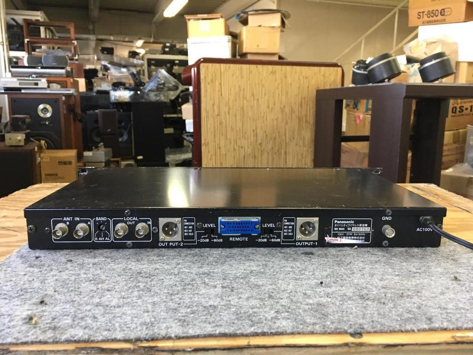 WX-R820 RAMSA 画像