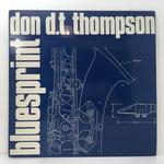BLUEPRINT/DON D.T. THOMPSON