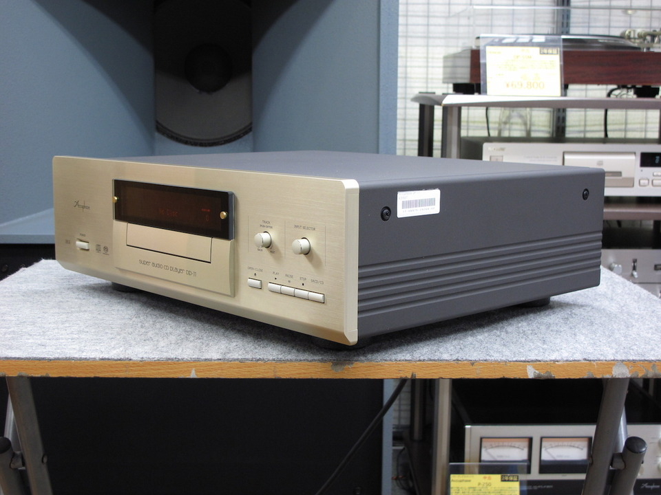 DP-77 Accuphase 画像
