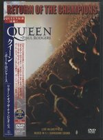 RETURN OF THE CHAMPIONS/QUEEN + PAUL RODGERS