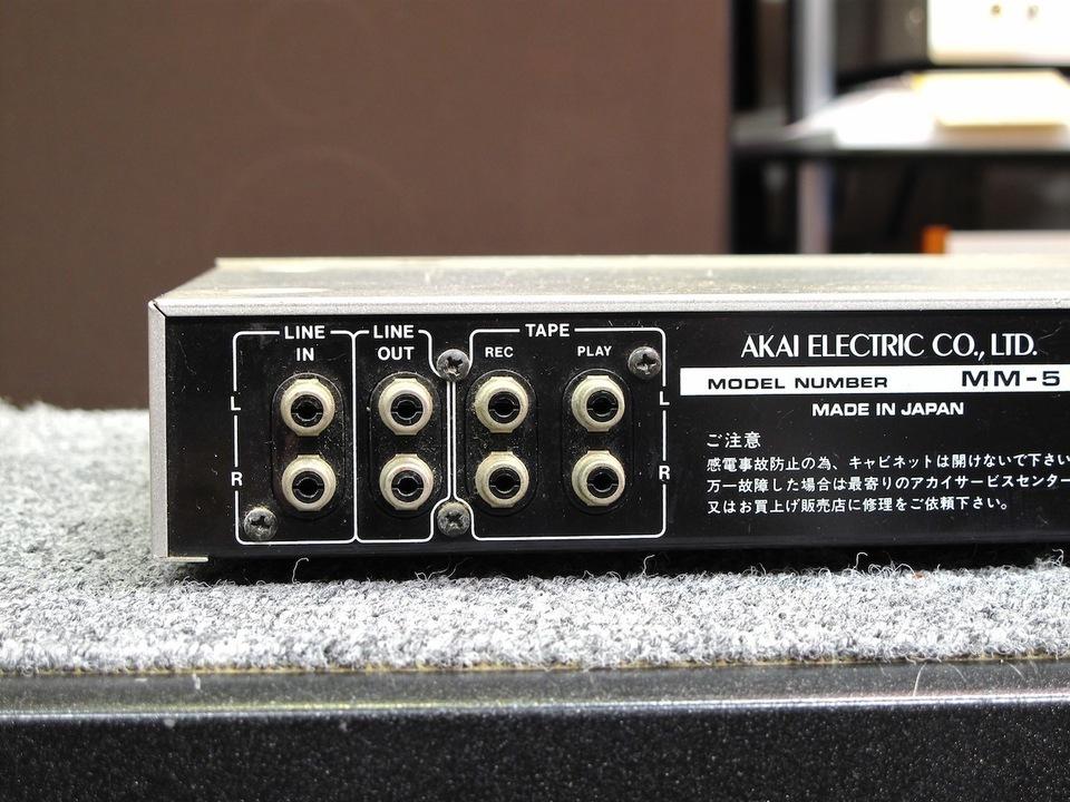 MM-5 AKAI 画像