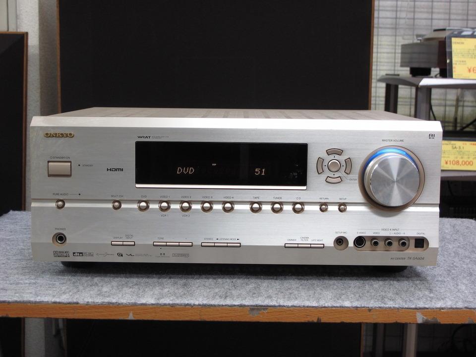 TX-SA604 ONKYO 画像