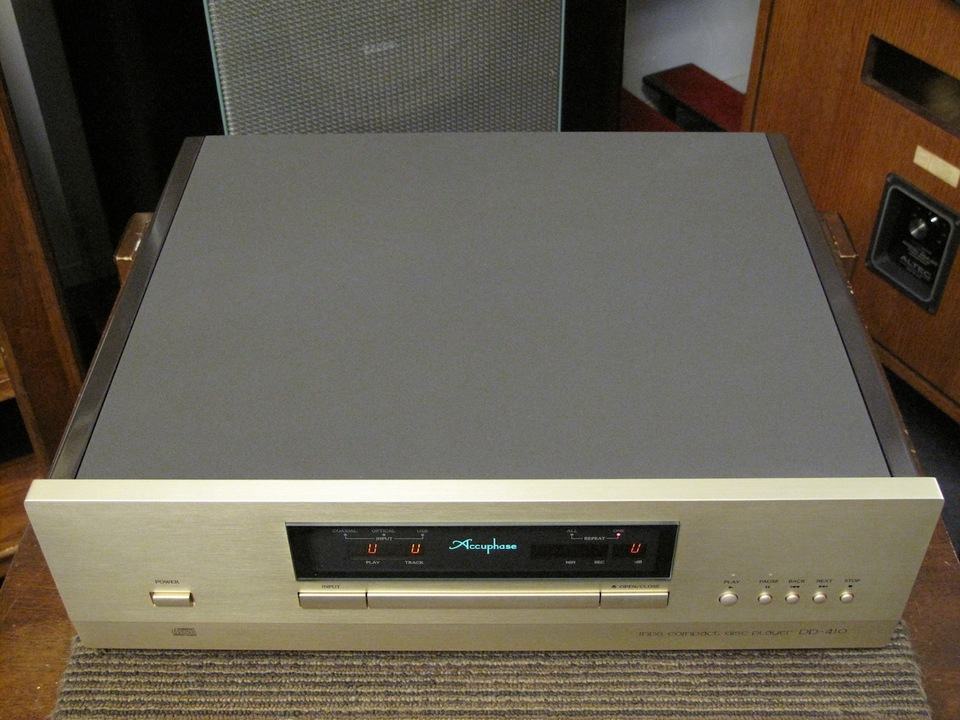 DP-410 Accuphase 画像