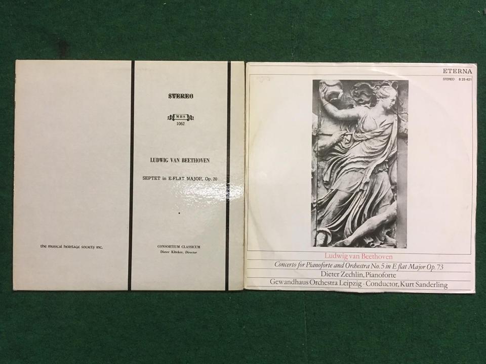 ルートヴィヒ・ヴァン・ベートーヴェン16枚セット  画像