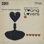 SOMETHING SPECIAL FOR YOUNG LOVERS/RAY CHARLES SINGERS