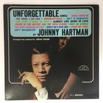 UNFORGRETTABLE SONGS BY JOHNNY HARTMAN