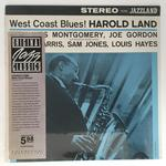 【未開封】WEST COAST BLUES !/HAROLD LAND
