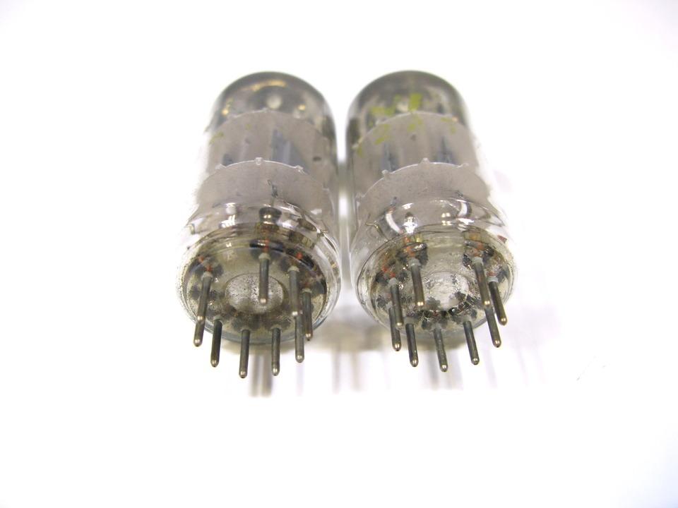 12AT7 NEC 画像