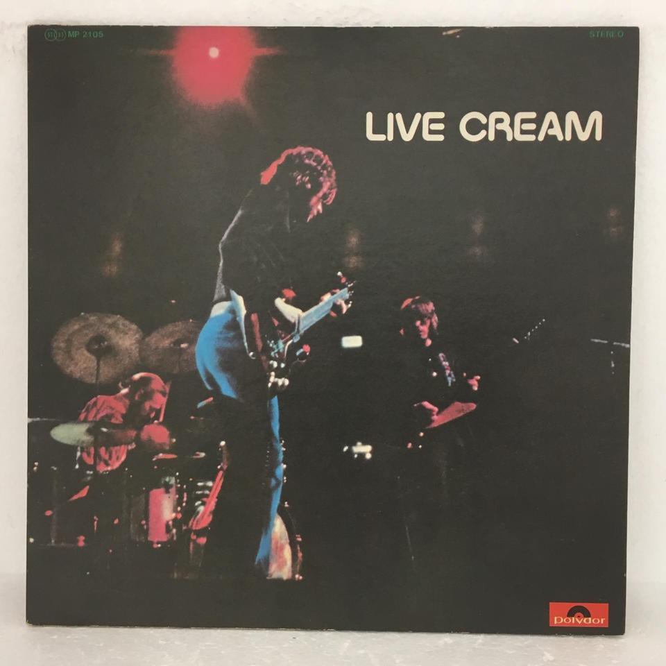 LIVE CREAM/CREAM CREAM 画像