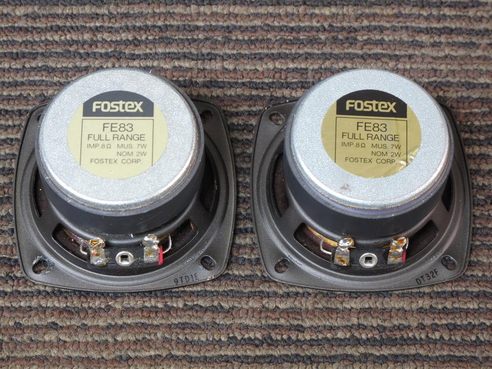 FE83En FOSTEX 画像