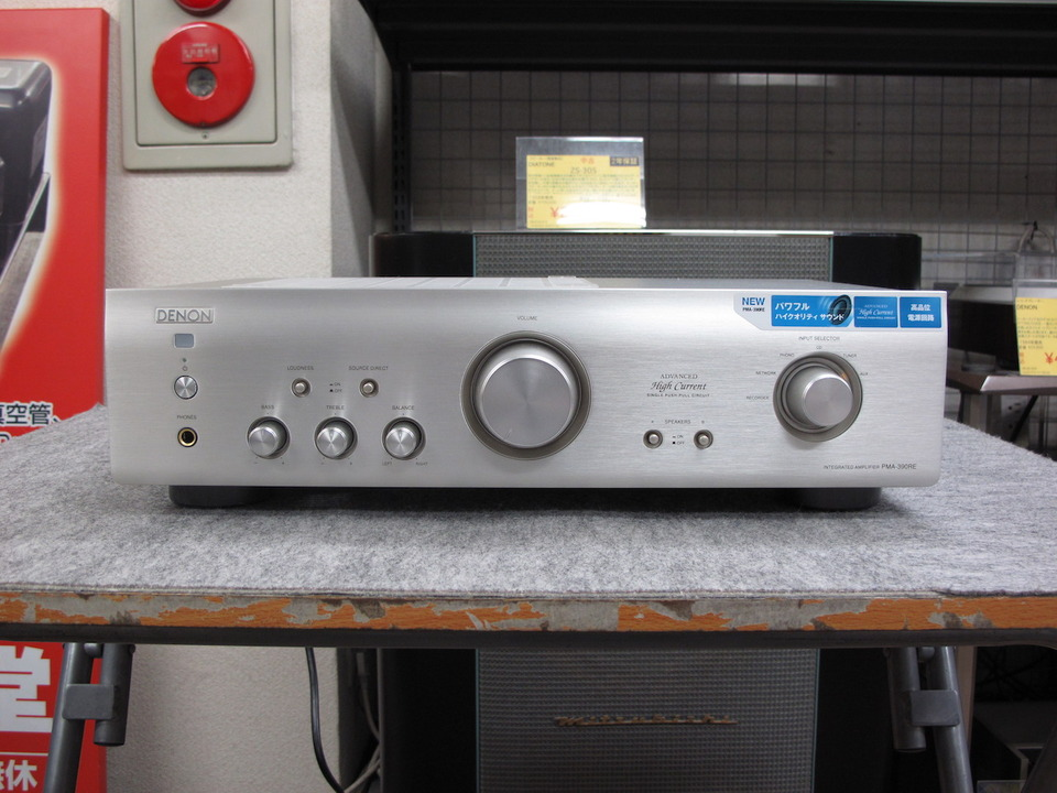 PMA-390RE DENON 画像