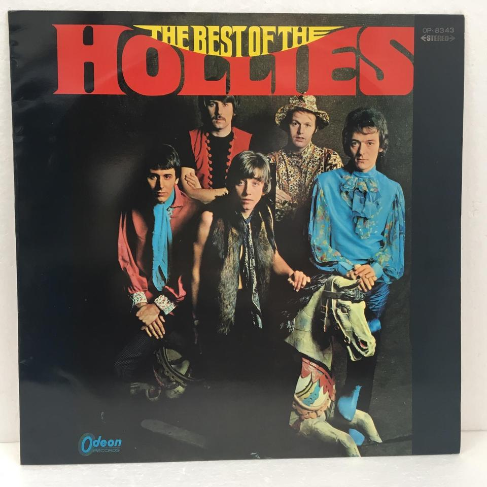 THE BEST OF THE HOLLIES THE HOLLIES 画像