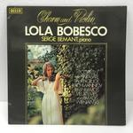 CHARM AND VIOLIN/LOLA BOBESCO