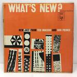 NEW JAZZ FROM TEO MACERO BOB PRINCE
