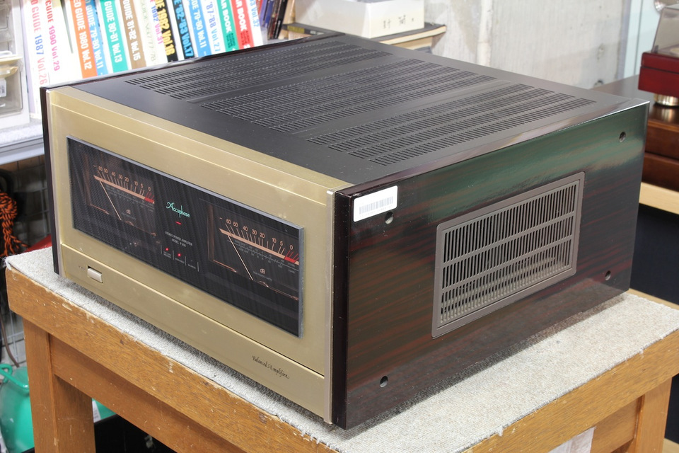 P-800 Accuphase アキュフェーズ パワーアンプ(トランジスター) 画像c