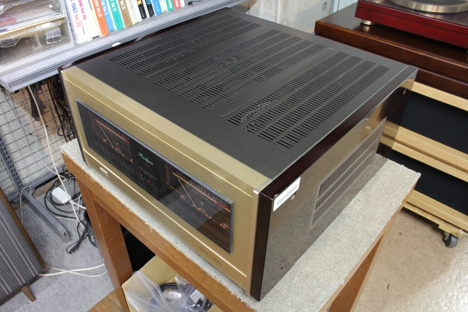 P-800 Accuphase アキュフェーズ パワーアンプ(トランジスター) 画像d