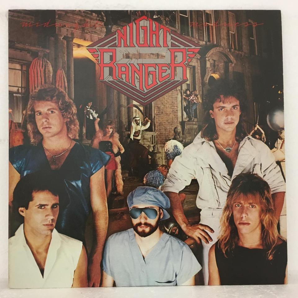 MIDNIGHT MADNESS/NIGHT RANGER NIGHT RANGER 画像