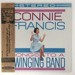 SONGS TO A SWINGING BAND/CONNIE FRANCIS