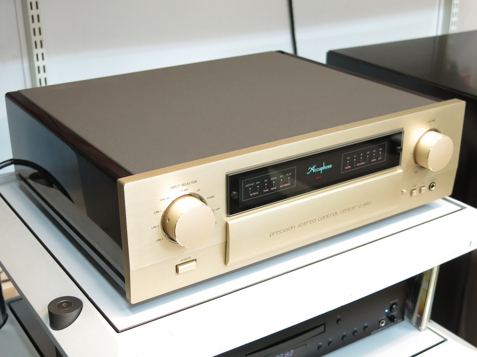 C-2410 Accuphase アキュフェーズ コントロールアンプ(トランジスター) 画像c