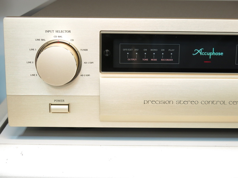 C-2410 Accuphase アキュフェーズ コントロールアンプ(トランジスター) 画像d