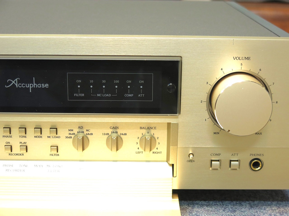 C-2410 Accuphase アキュフェーズ コントロールアンプ(トランジスター) 画像h