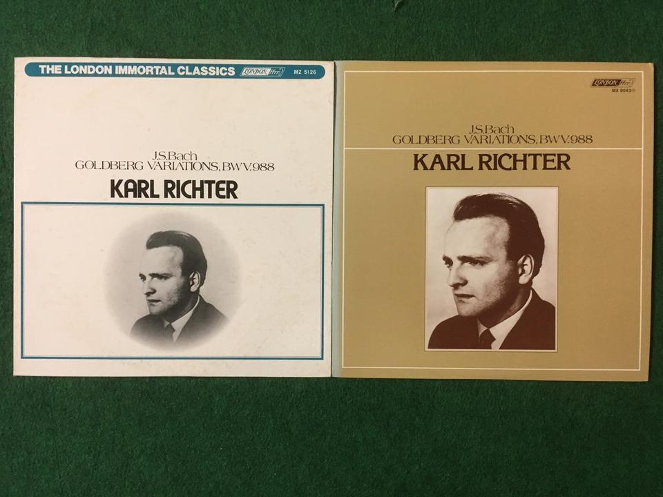 カール・リヒター10枚セット  画像