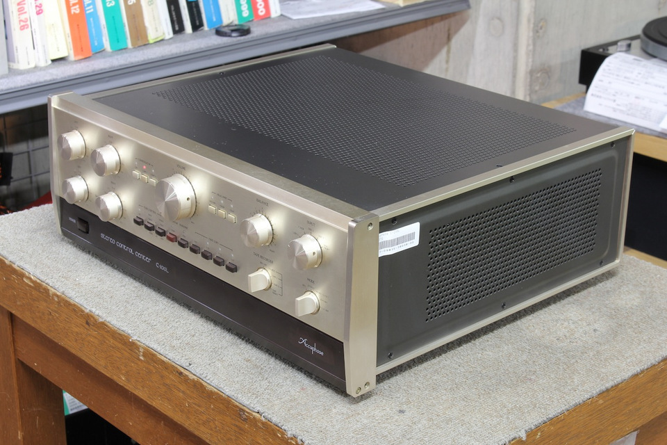 C-200L Accuphase アキュフェーズ コントロールアンプ(トランジスター) 画像c