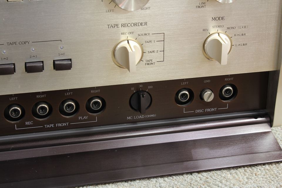 C-200L Accuphase アキュフェーズ コントロールアンプ(トランジスター) 画像h