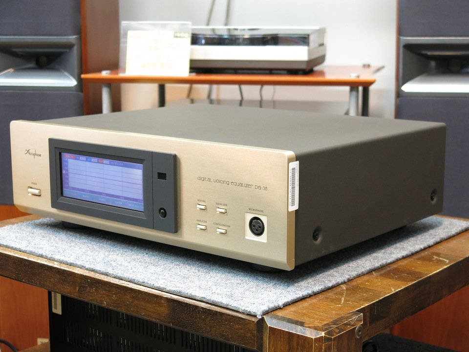 DG-38 Accuphase アキュフェーズ その他オーディオ機器 画像c