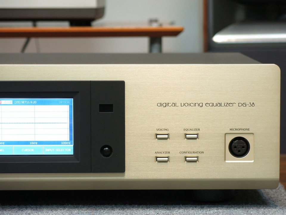 DG-38 Accuphase アキュフェーズ その他オーディオ機器 画像e