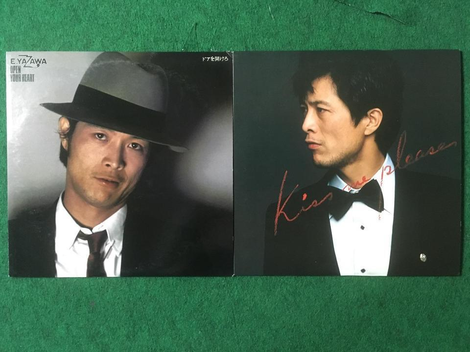 矢沢永吉10枚セット  画像