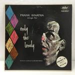 ONLY THE LONELY/FRANK SINATRA