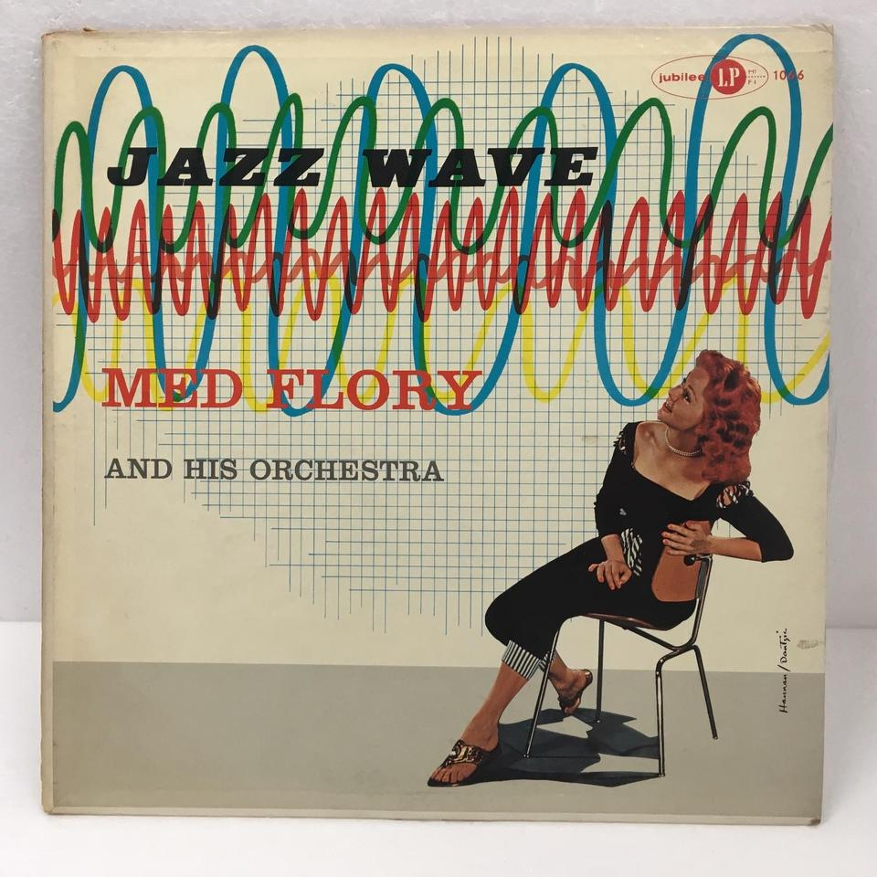 JAZZ WAVE/MED FLORY AND HIS ORCHESTRA MED FLORY 画像