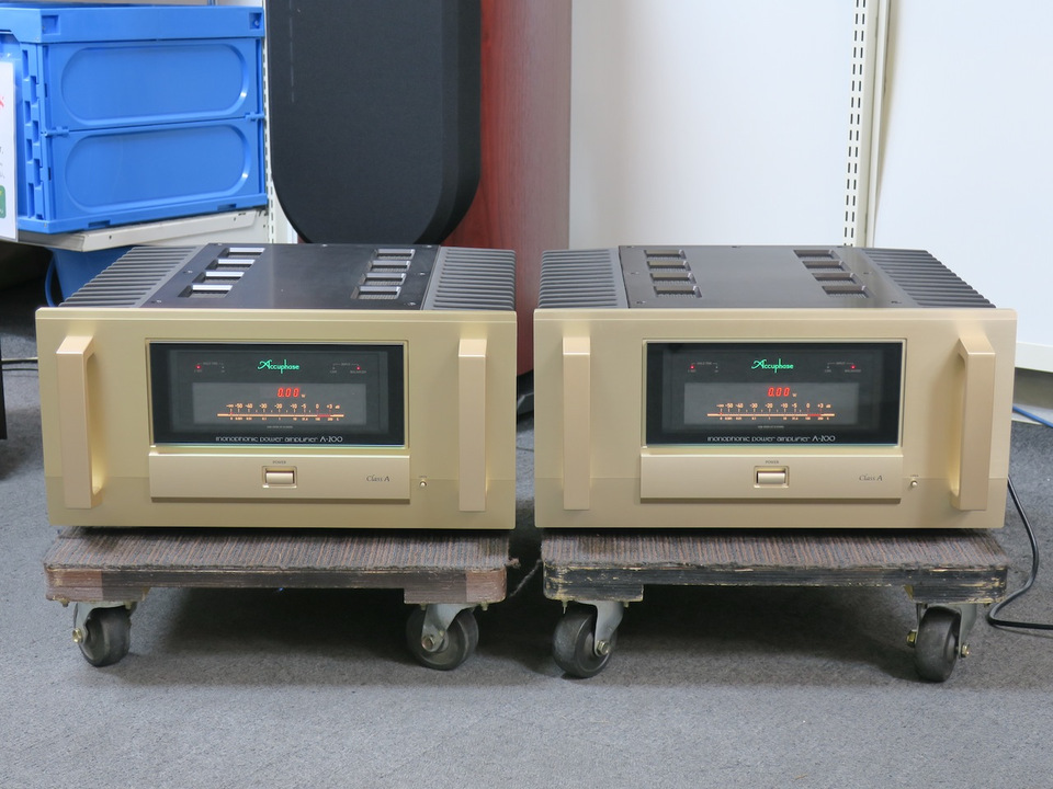 A-200 Accuphase アキュフェーズ パワーアンプ(トランジスター) 画像a