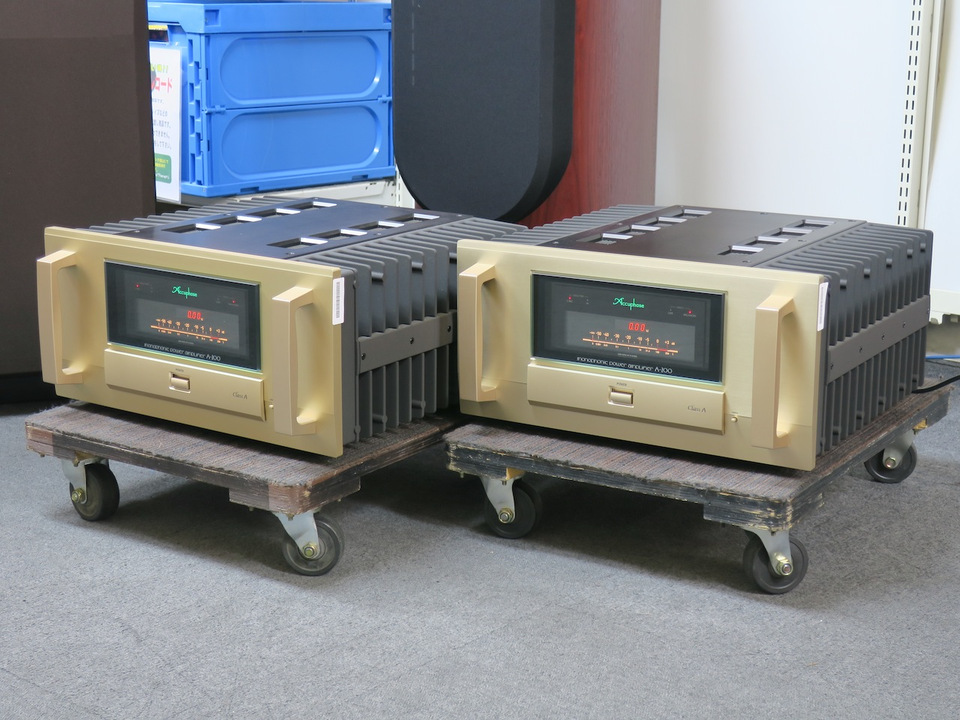 A-200 Accuphase アキュフェーズ パワーアンプ(トランジスター) 画像b