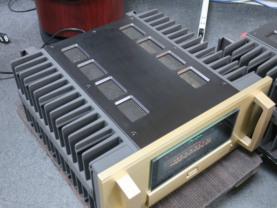 A-200 Accuphase アキュフェーズ パワーアンプ(トランジスター) 画像e