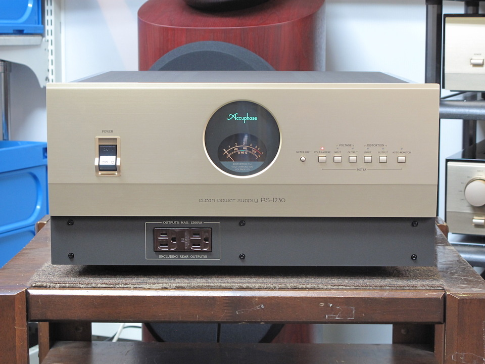 PS-1230 Accuphase アキュフェーズ その他オーディオ機器 画像a