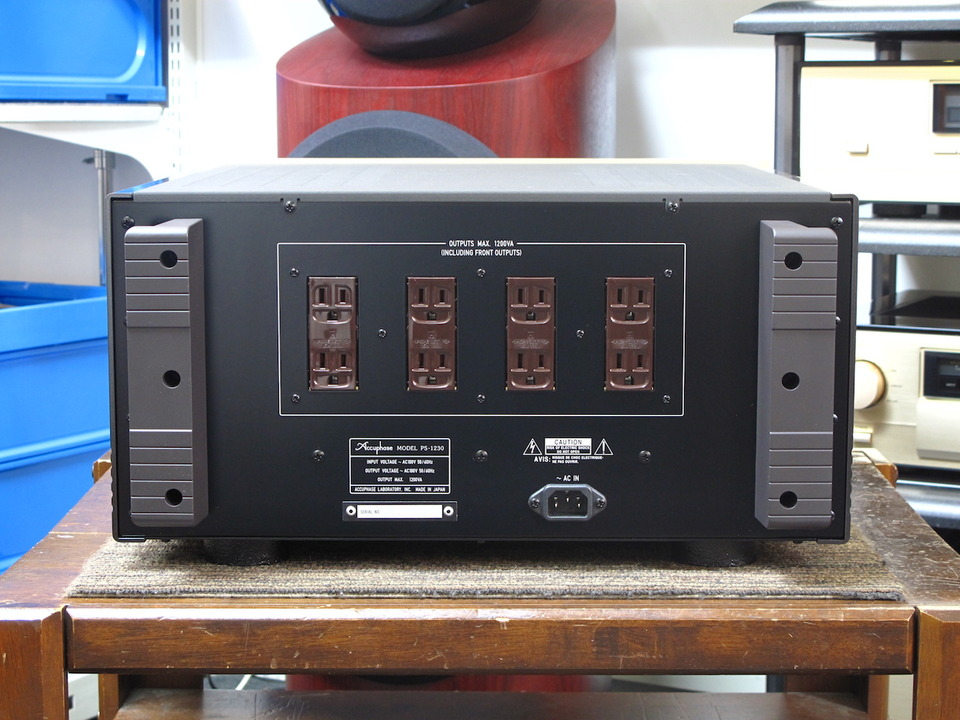 PS-1230 Accuphase アキュフェーズ その他オーディオ機器 画像h
