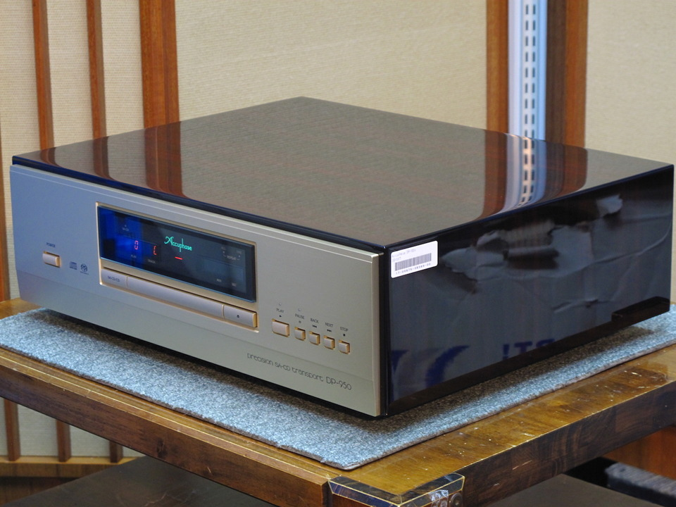 Accuphase DP-950の買取価格 相場以上でオーディオ買取|名古屋|秋葉原|大阪|日本橋|福岡|東京 画像c