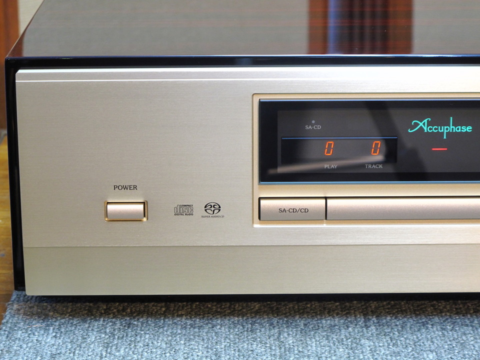DP-950 Accuphase アキュフェーズ CDトランスポート 画像f
