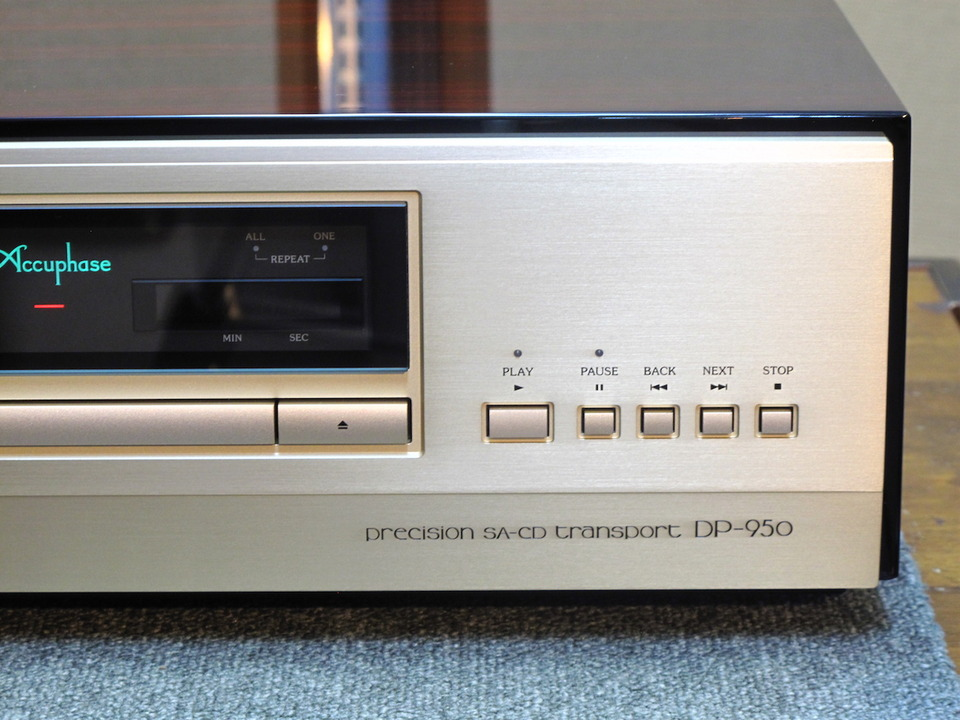 DP-950 Accuphase アキュフェーズ CDトランスポート 画像g