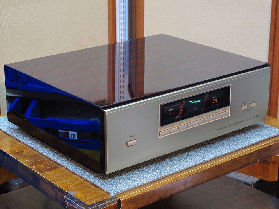 DC-950 Accuphase アキュフェーズ D/Aコンバータ 画像b