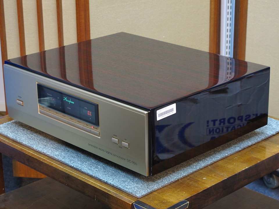 DC-950 Accuphase アキュフェーズ D/Aコンバータ 画像c