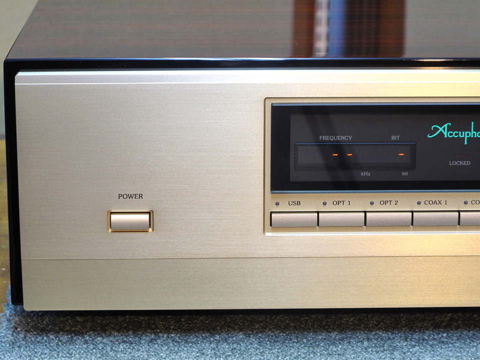 DC-950 Accuphase アキュフェーズ D/Aコンバータ 画像f