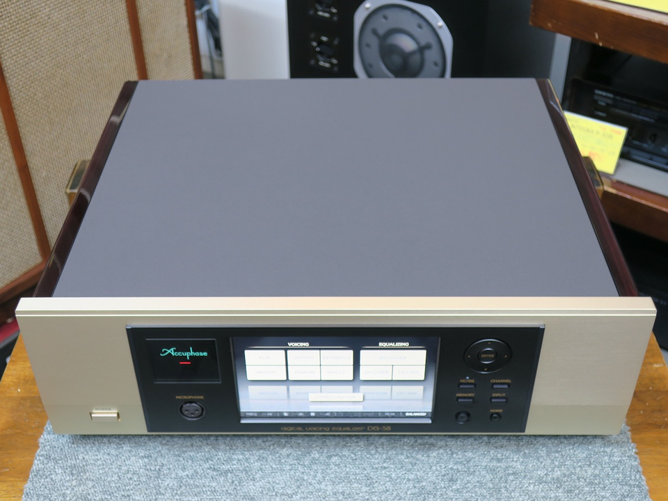 DG-58 Accuphase アキュフェーズ その他オーディオ機器 画像d
