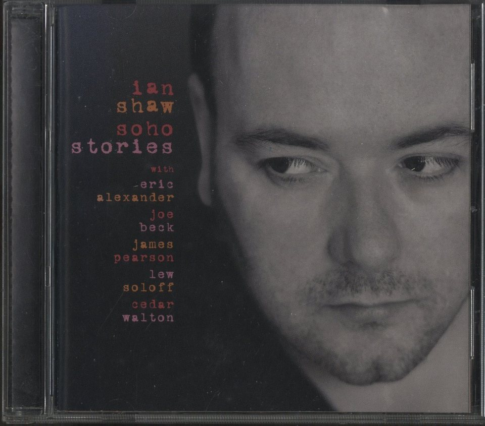 SOHO STORIES/IAN SHAW  画像
