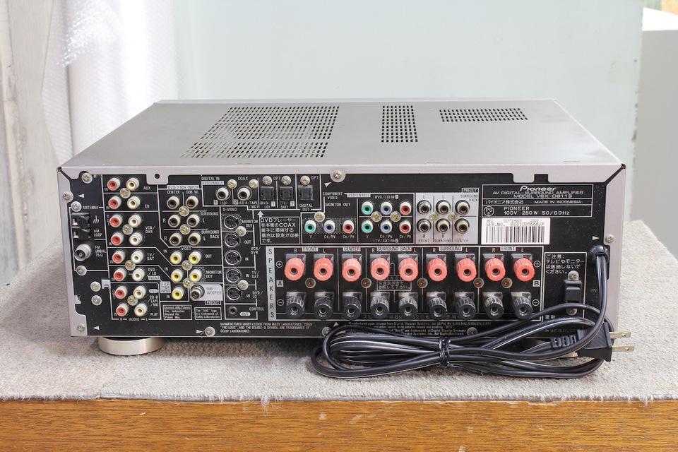 VSX-D811S Pioneer 画像